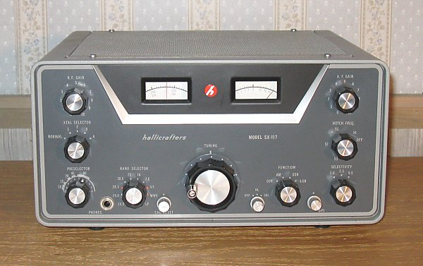 Hallicrafters SX-117